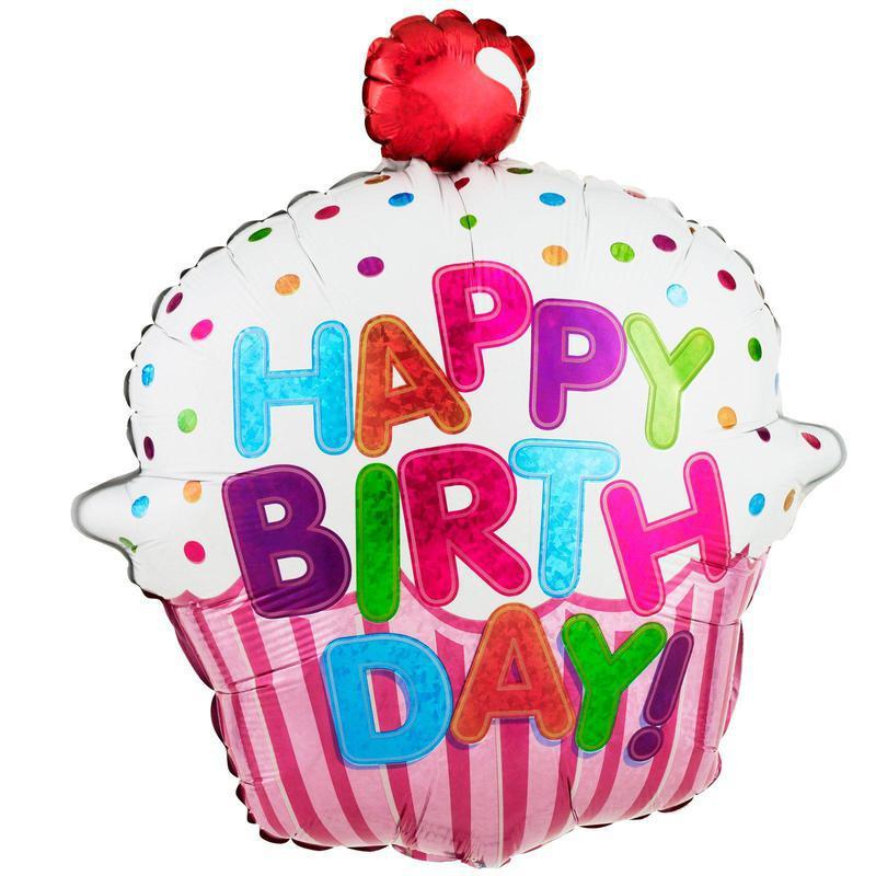 Happy Birthday Pink Cu...