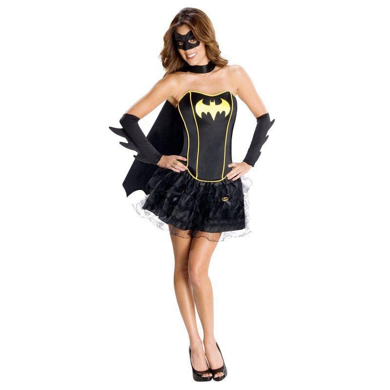 comics deluxe batgirl adult costume besmk