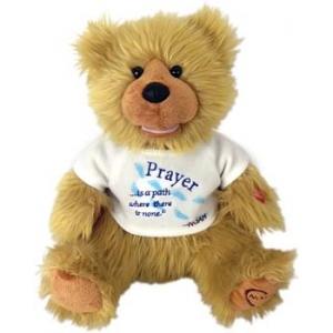"""12"""" """"Noah"""" Bear """"Prayer"""""""