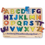 Alphabet Sound Puzzle: 26 Pieces, 3+ Years
